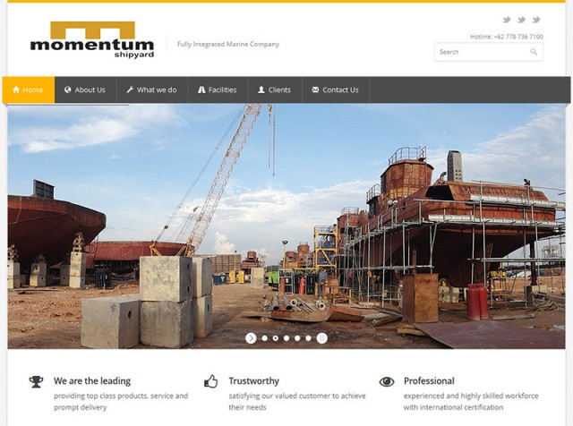 Momentumshipyard.com